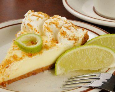 Key Lime Mousse Pie