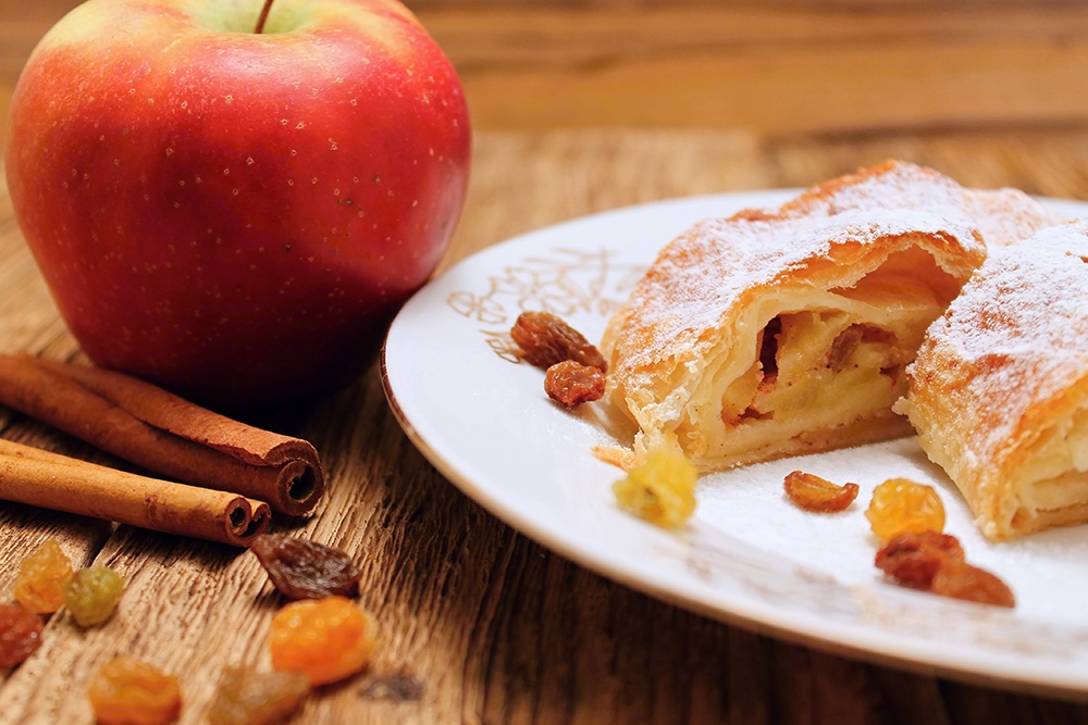 Apple Strudel (Simple Recipe)