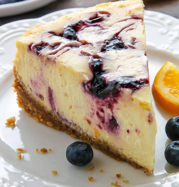 Luscious Lemon Blueberry Desserts (Easy to Make)