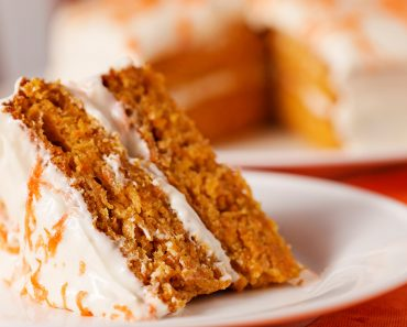 Carrot Cake (Basic Recipe)
