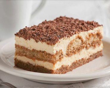 Traditional Italian Tiramisu Recipe