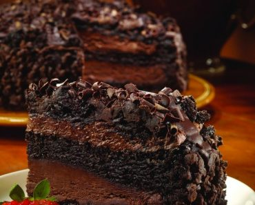 California Dream Chocolate Cake Recipe
