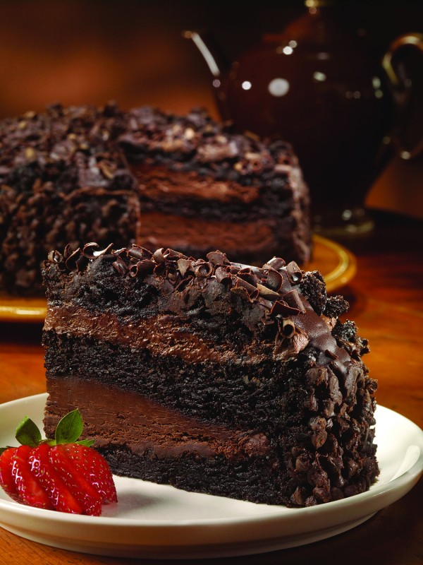California Dream Chocolate Cake