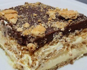Easy Chocolate Eclair Recipe