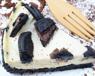 Creamy Cold Oreo Pie