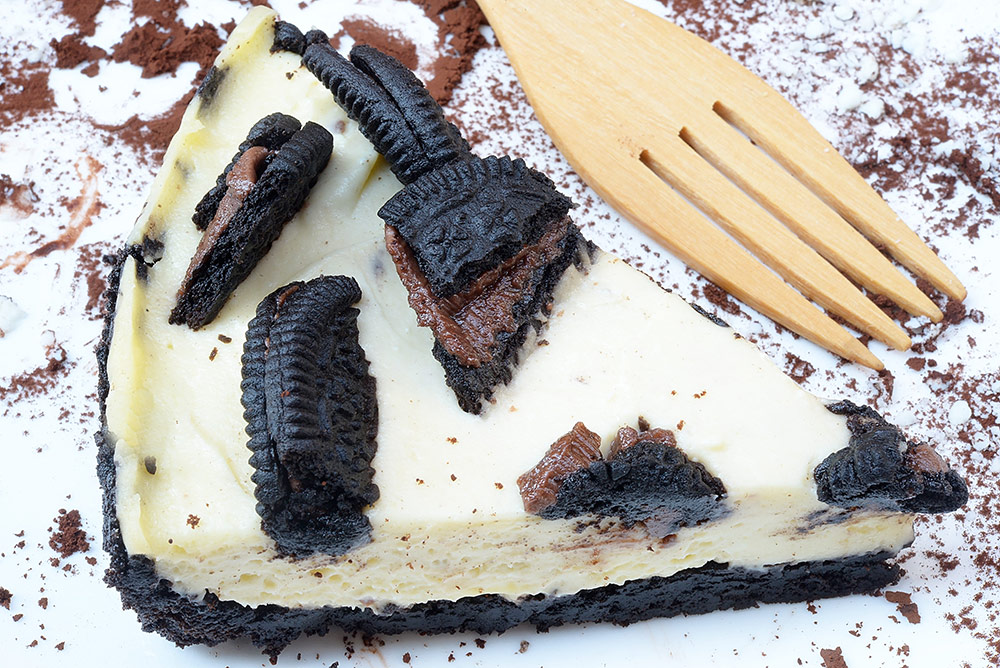 Creamy Cold Oreo Pie Recipe