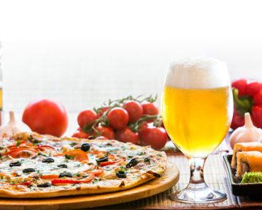 Mariner's Pizza (Pizza alla Marinara)