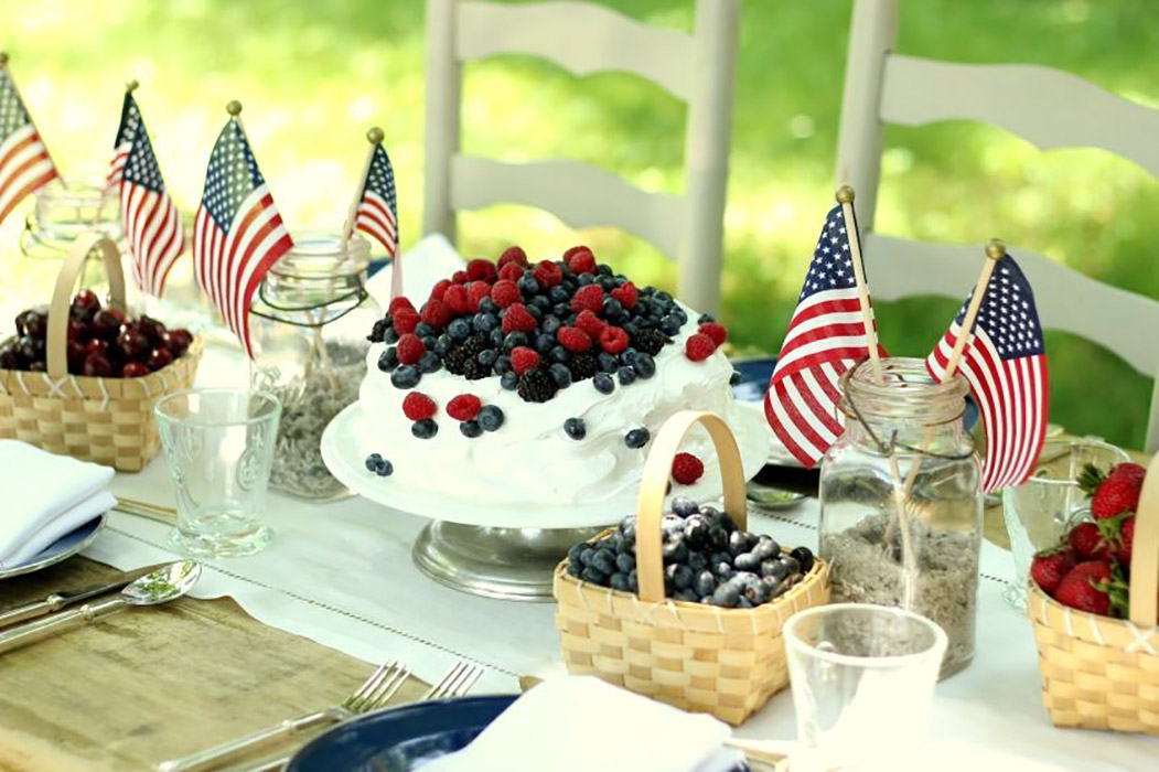 The World's Best American Chocolate Desserts for 4th of July